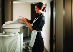 Perfectionnement au métier d'employé d'étage